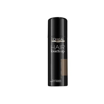 Hair Touch Up Color Negro Spray corrector de raíces y zonas claras