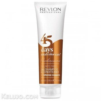 Revlon 45 Days Color Champu y Accondicionador 275ml