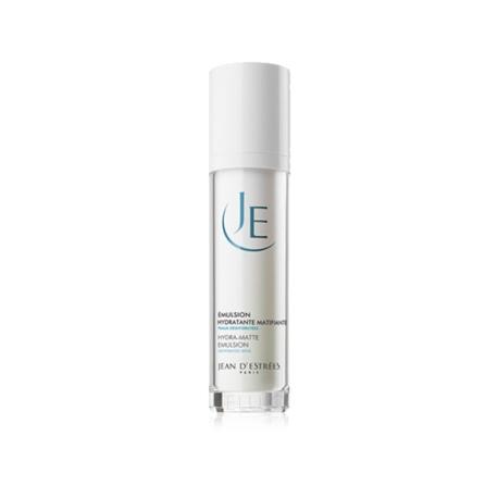 Jean D'Estrées Emulsion Hydratante Matifiante 50ml