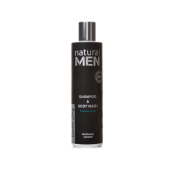 NaturalMen Shampoo & Body Wash 250ml