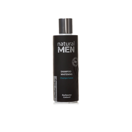NaturalMen Shampoo Whitening 200ml