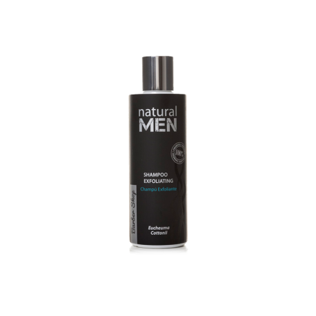 NaturalMen Shampoo Exfoliating 200ml