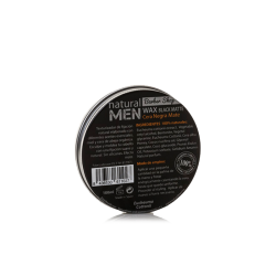 NaturalMen Wax Black Matte 100ml