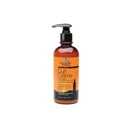 Agadir Argan Oil Curl Creme Leave In 295.7ml