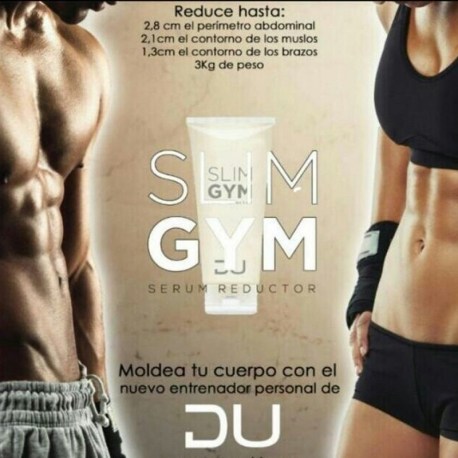 Slim Gym Serum Reductor