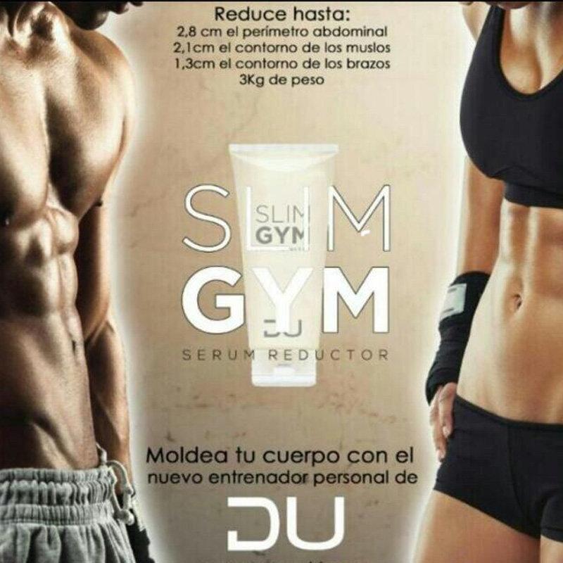 Slim Gym Serum Reductor