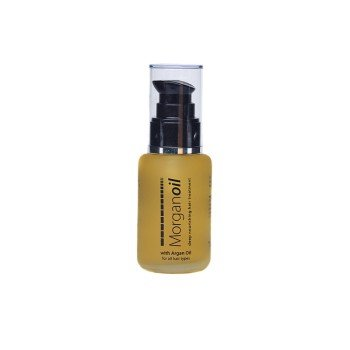 Morgans Aceite de Argan Cabello y Barba 50ml