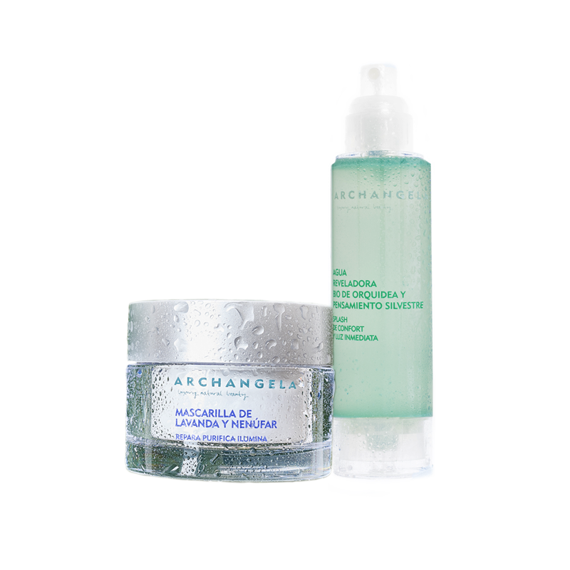 Pack Archangela Mascarilla + Agua Bio