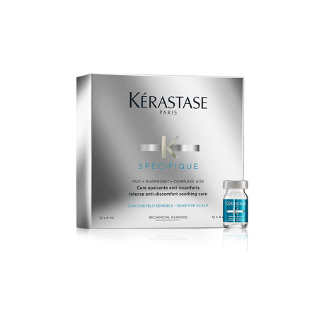 Kérastase Cure Apaisante Anti-Inconforts 12 x 6ml