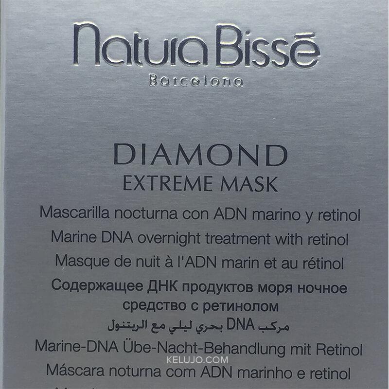 diamond extreme mask natura bisse