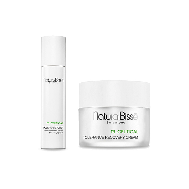 Pack Tolerance Recovery Cream + Toner