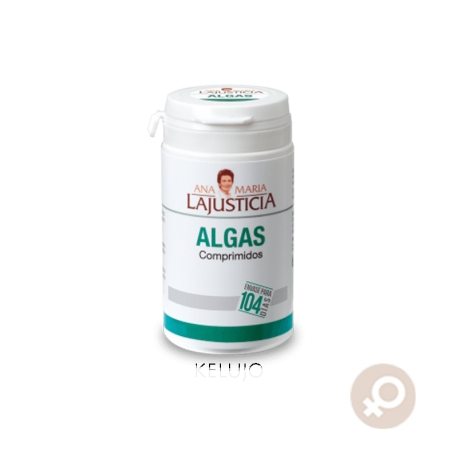 Algas 104 comp.