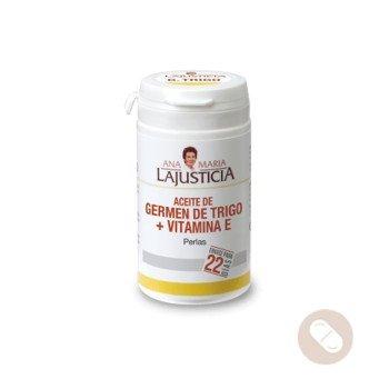 Aceite Germen de Trigo 90 perlas
