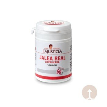 Jalea Real Liofilizada 60 capsulas