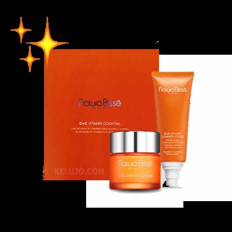 Pack C+C Vitamin. Protección y Recuperación Solar