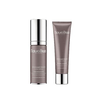 Pack Diamond Cocoon Enzyme Cleanser + Skin Booster