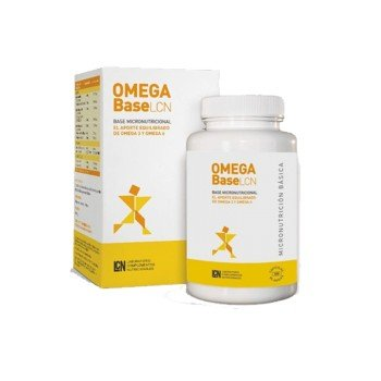 Omega Base 120 cápsulas