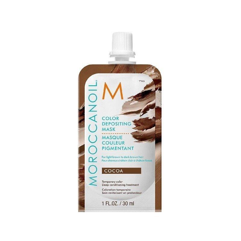 Mascarilla Con Color Moroccanoil Cocoa 30ml