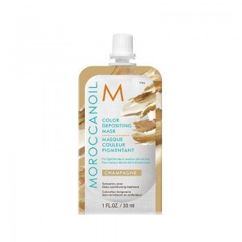 Mascarilla Con Color Moroccanoil Aguamarina 30ml
