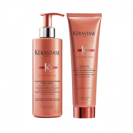 Pack Ideal Cabello Ondulado Kerastase
