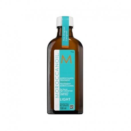 Moroccanoil Tratamiento light 100ml cabello fino