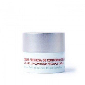Crema Preciosa de Contorno de Ojos y Labios 15ml
