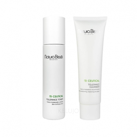 Pack Tolerance Cleanser + Toner