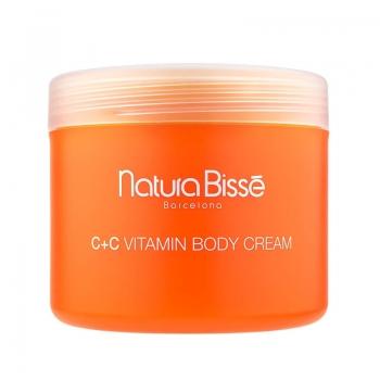 C+C Vitamin Body Cream 500ml
