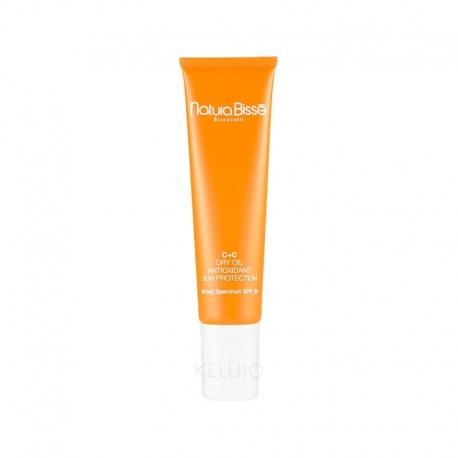 Natura Bissé C+C Dry Oil Antioxidant Sun Protection SPF 30 100ml