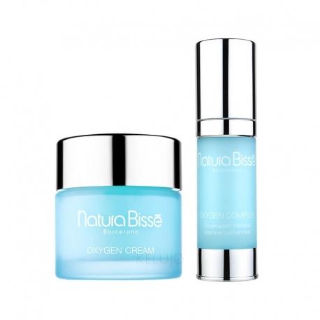 Pack Oxygen Complex + Cream Natura Bisse