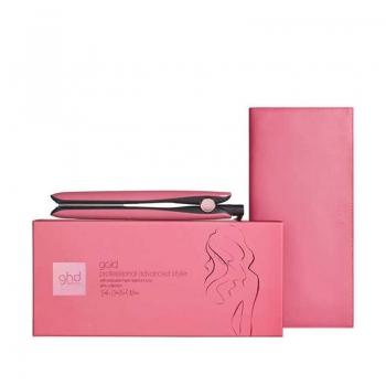 Plancha GHD Gold Pink Collectión Take Control Now