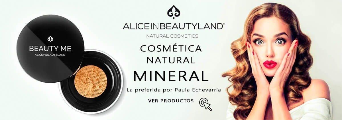 Aliceinbeautiland cosmétics